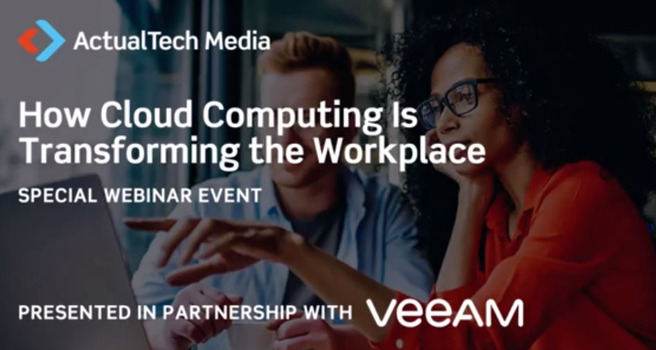 How Cloud Computing Is Transforming the Workplace