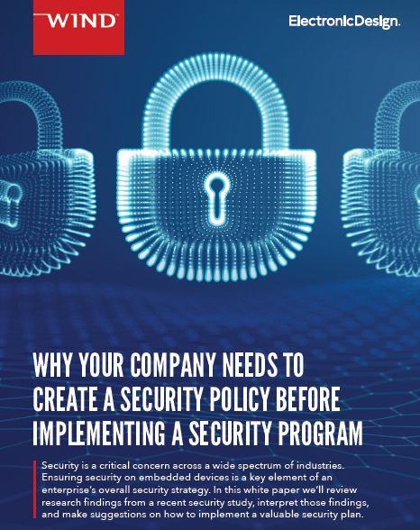 Why Your Company Needs to Create a Security Policy Before Implementing a Security Program