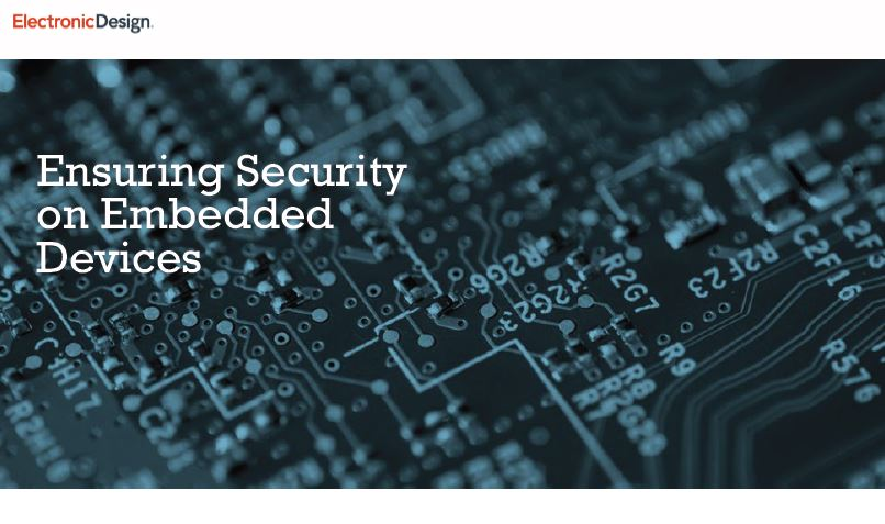 Survey Results for Ensuring Security on Embedded Devices