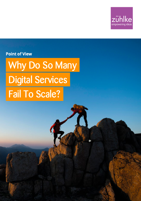 Why Do So Many Digital Services Fail To Scale?