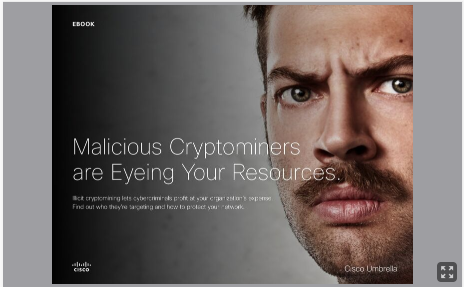 Malicious Cryptominers are Eying Your Resources