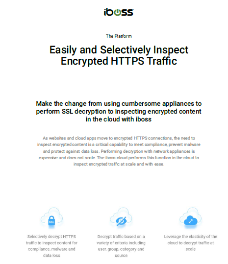 Easily and Selectively Inspect Encrypted HTTPS Traffic