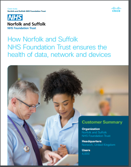 Norfolk and Suffolk NHS Story