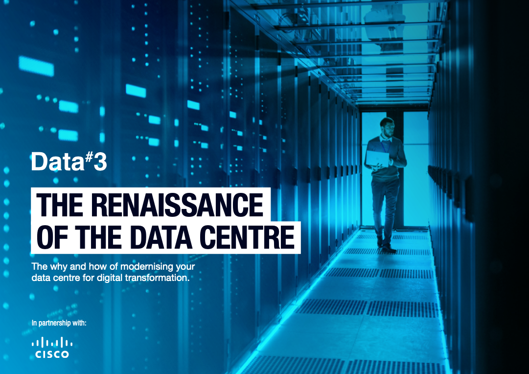 THE RENAISSANCE OF THE DATA CENTRE
